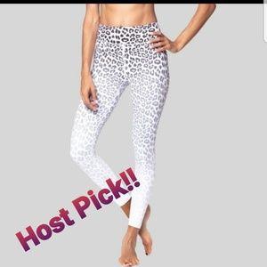 🎉🎉HOST PICK🎉🎉 Rockell White Ombre Leggings XL